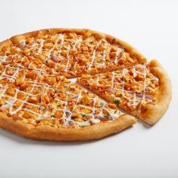 Pizza de Pollo Buffalo