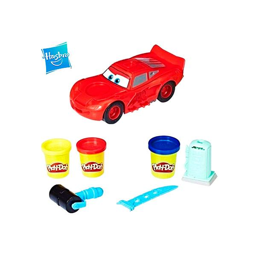 Plasticina Set Cars Rayo McQueen Play-Doh