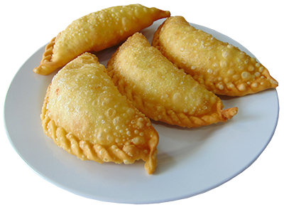 Empanada de Piña