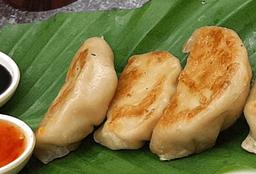 Dim Sum Vegtales  y Tofu 4 pz