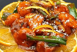 Orange Shrimps