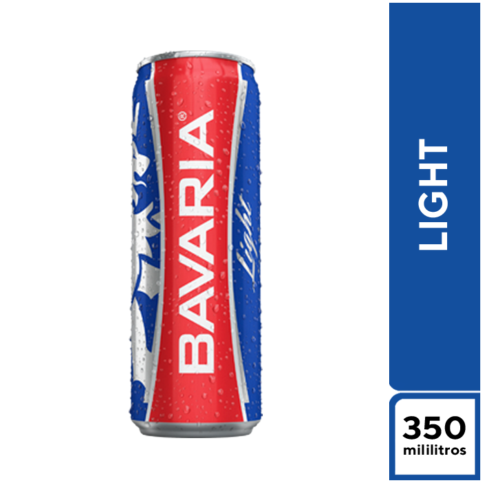 Bavaria Light 350 ml