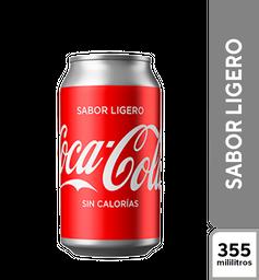 Coca-Cola Sabor Ligero 355 ml