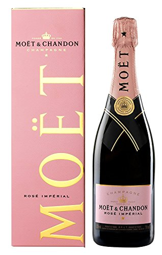 Champagne Moet Chandon Rose