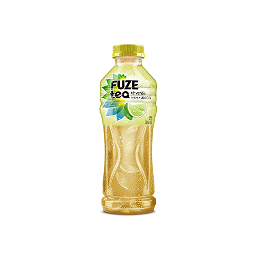 2 x Te Fuze Tea Verde Limon 500 mL