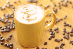Café con Leche Vegetal