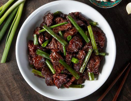 Mongolian Beef Familiar 2 a 3 personas