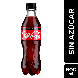 Coca-Cola Gaseosa Sin Azúcar