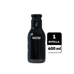Té Hatsu Negro Limón 400 ml