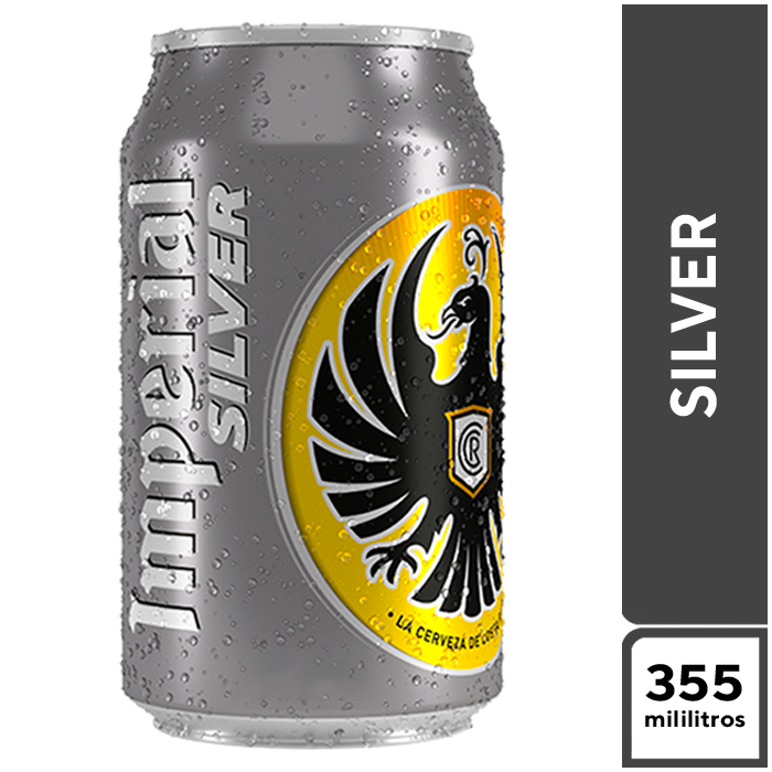 Imperial Silver 355 ml