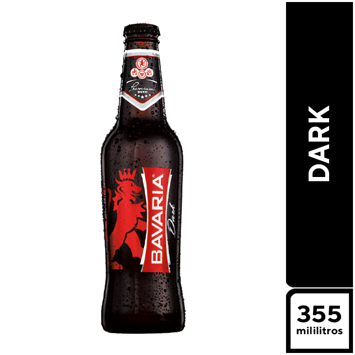 Bavaria Dark 355 ml