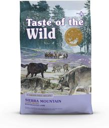 Alimento Para Perro Taste of the Wild Sierra Mountain 14 Lb