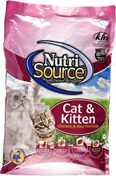 Alimento Para Gato NutriSource Kitten Rice 16 Lb