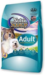 Nutrisource Alimento Para Perro Adult 5 Lb