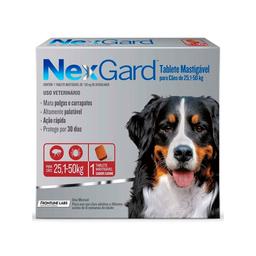 Nexgard Medicamento Antipulgas Xl Para Perro 26 -