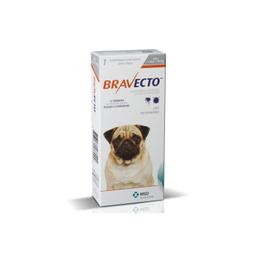 Bravecto Medicamento Antipulgas Msd Para Perro 4.5 - 10