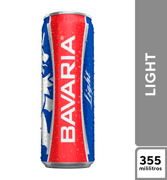 Bavaria Light 355 ml