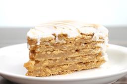 Torta chilena (porción)