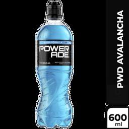 Powerade Bebida Isotonica Avalancha Azul Sportcap