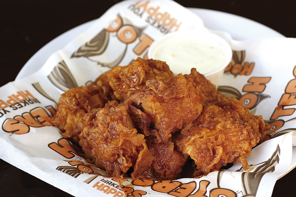 Boneless Wings 10 und