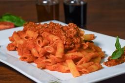 Spaghetti ó Penne  All Ragú