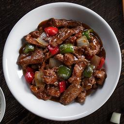 Carne Pepper Steak