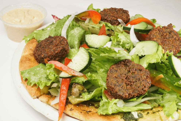 Piadine Falafel