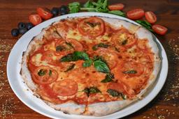Pizza Margherita Piú Pequeña