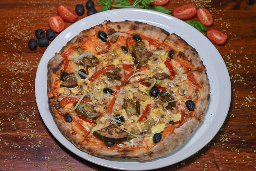 Pizza Vegetariana Pequeña