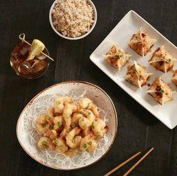 Crispy Honey Shrimp 2 a 3 personas