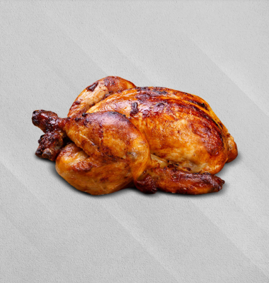 Pollo Rostizado Entero