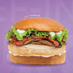 Portobello Chicken Sandwich
