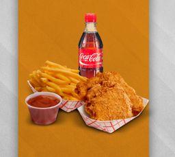 Combo de Pollo Frito