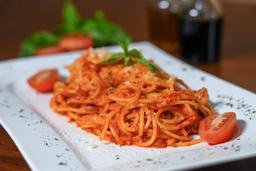 Spaghetti ó Penne All Pomodoro