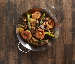 Thai Steak & Shrimp