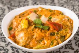 Vegetable Handi Massala