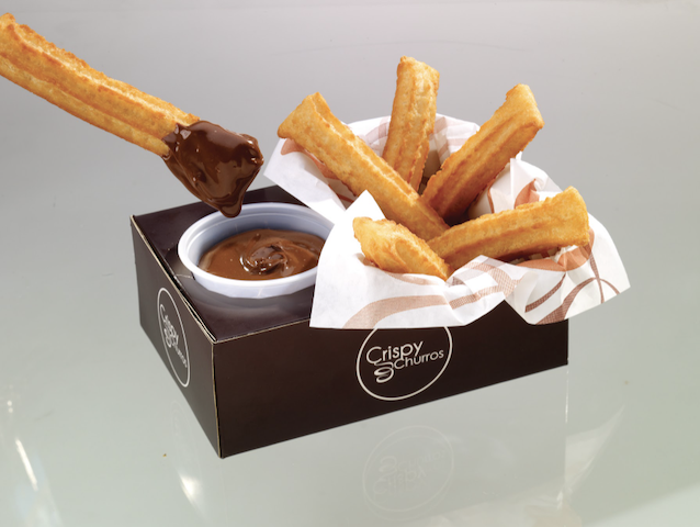 Crispy Churros