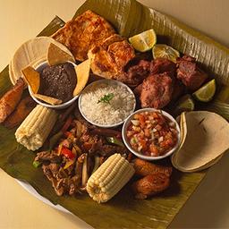 Las Delicias Del Maíz