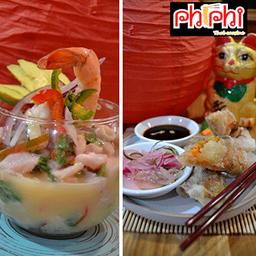 Phi Phi Tai Food