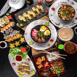 Hikari Ramen- Poke- Sushi
