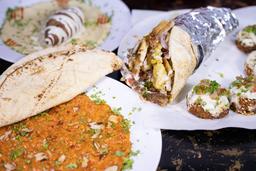 Shawarma Aladdín